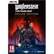 WOLFENSTEIN 2 YOUNGBLOOD DELUXE EDITION - PC CD