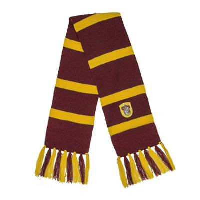 HARRY POTTER SCARF ADULT GRYFFINDOR
